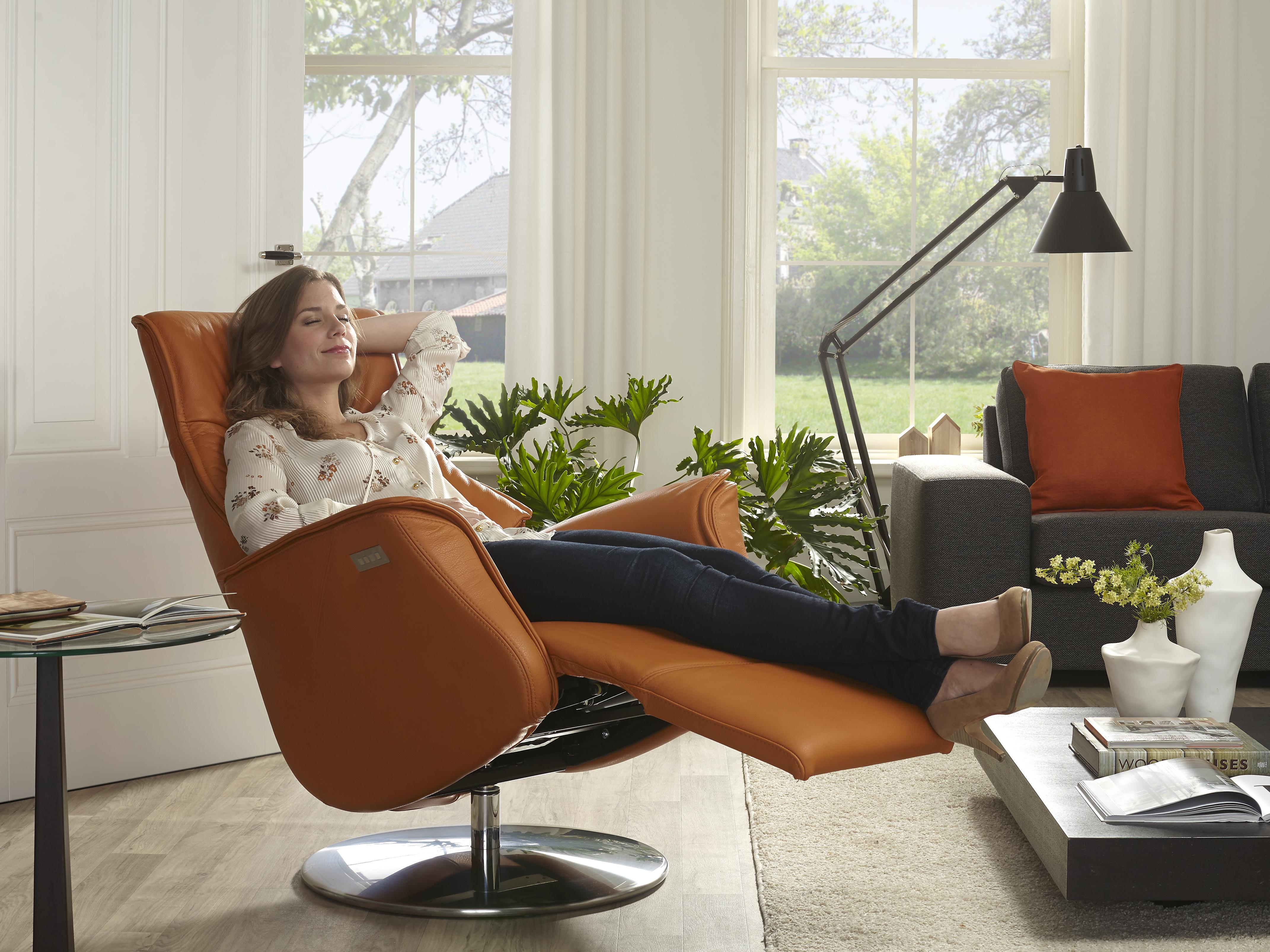 Ontdek onze relaxstoelen